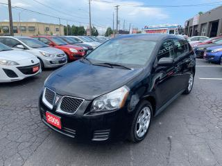 Used 2009 Pontiac Vibe for sale in Hamilton, ON