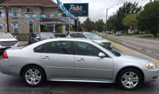 Used 2011 Chevrolet Impala LT for sale in Dunnville, ON