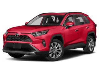 New 2019 Toyota RAV4 LIMITED  for sale in Fredericton, NB