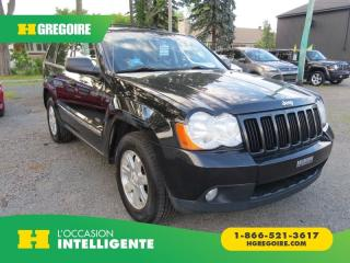 Used 2008 Jeep Grand Cherokee NORTH DIESEL 4X4 AUT for sale in St-Léonard, QC