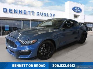 New 2019 Ford Mustang Shelby GT350 for sale in Regina, SK