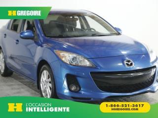 Used 2012 Mazda MAZDA3 GS-SKY AC GR ELEC for sale in St-Léonard, QC