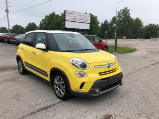 Used 2014 Fiat 500L Trekking for sale in Komoka, ON