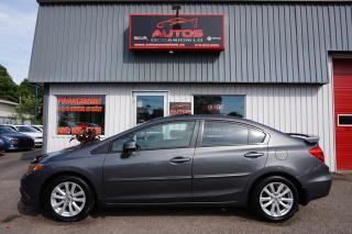 Used 2012 Honda Civic Ex T.ouvrant for sale in Lévis, QC