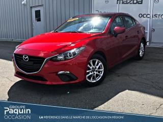 Used 2016 Mazda MAZDA3 Gs Bien Entretenu for sale in Rouyn-Noranda, QC