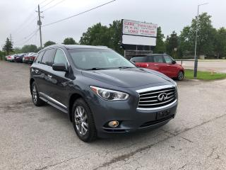 Used 2013 Infiniti JX35 for sale in Komoka, ON