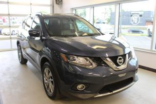 Used 2015 Nissan Rogue SL AWD PREMIUM TOIT GPS CUIR CAMÉRAS for sale in Lévis, QC