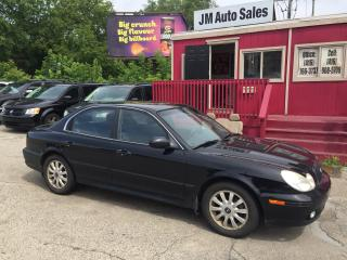 Used 2005 Hyundai Sonata GL for sale in Toronto, ON
