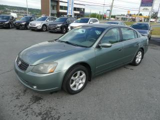 Used 2006 Nissan Altima 2,5 S Autom. for sale in St-Georges, QC