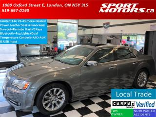 Used 2012 Chrysler 300 Limited+Camera+Bluetooth+Remote Start+Rust Proofed for sale in London, ON