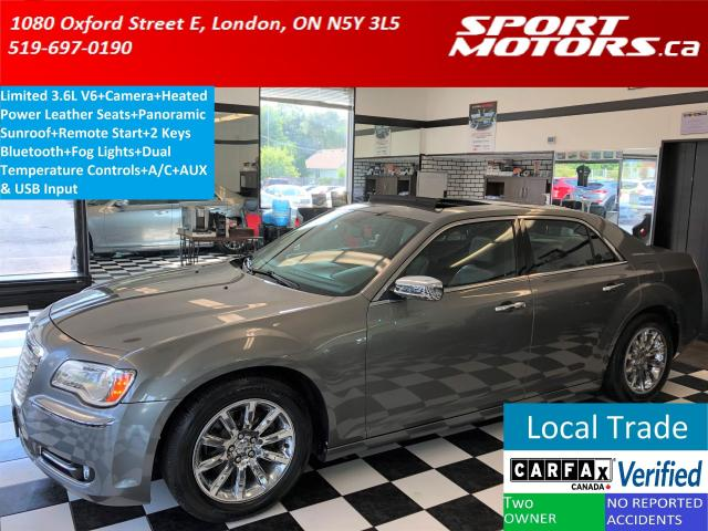 2012 Chrysler 300 Limited+Camera+Bluetooth+Remote Start+Rust Proofed