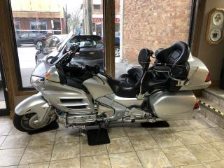 Used 2005 Honda Gold Wing 1800 30th Anniversary Edition for sale in Jarvis, ON