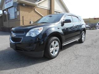 Used 2012 Chevrolet Equinox LS 2.4L EcoTec FWD Loaded Certified 132,000KMs for sale in Rexdale, ON