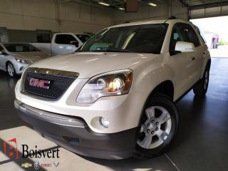 Used 2010 GMC Acadia Awd/demarreur/blueto for sale in Blainville, QC