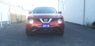 Used 2016 Nissan Juke Juke S for sale in Brampton, ON
