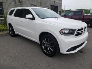 Used 2018 Dodge Durango GT AWD for sale in Châteauguay, QC