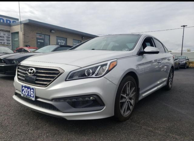 2016 Hyundai Sonata Ultimate  edition NAVI  SUNROOF ACCIDENT FREE