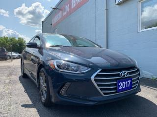 Used 2017 Hyundai Elantra SE for sale in Brampton, ON