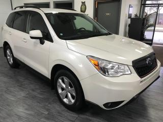 Used 2015 Subaru Forester CONVENIENCE PZEV AWD for sale in Châteauguay, QC