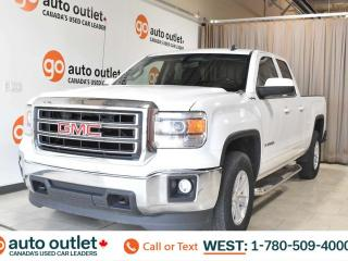 Used 2014 GMC Sierra 1500 Sle, Ext Cab, 5.3L V8, Onstar navigation, Cloth seats, Backup camera, Bluetooth for sale in Edmonton, AB