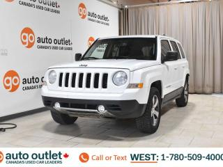 Used 2016 Jeep Patriot High altitude, 2.4L I4, 4wd, Leather seats, Heated seats, Sunroof for sale in Edmonton, AB