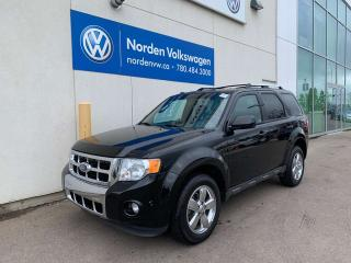 Used 2012 Ford Escape LIMITED V6 AWD - LEATHER / SUNROOF for sale in Edmonton, AB