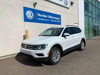 New 2019 Volkswagen Tiguan Trendline for sale in Edmonton, AB