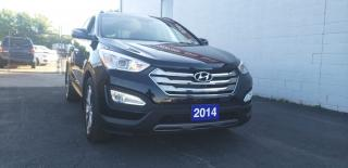 Used 2014 Hyundai Santa Fe Sport Premium LEATHER NAVI ACCIDENT FREE CLEAN CAR FAX for sale in Brampton, ON