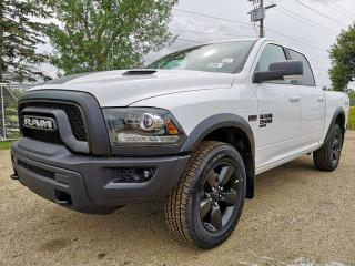 Used 2019 RAM 1500 Classic SLT 4x4 Crew Cab for sale in Edmonton, AB