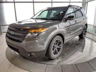 Used 2015 Ford Explorer SPOR for sale in Edmonton, AB