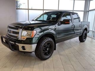 Used 2013 Ford F-150 XLT 4x4 Crew Cab Pickup 144.5 in. WB for sale in Edmonton, AB
