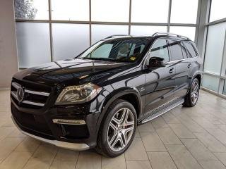Used 2013 Mercedes-Benz GL-Class GL 63 AMG 5.5L V8 TWIN TURBO 550 HP!!! for sale in Edmonton, AB