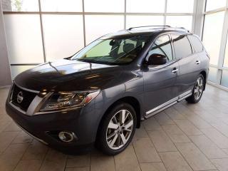 Used 2013 Nissan Pathfinder for sale in Edmonton, AB