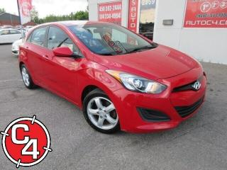 Used 2013 Hyundai Elantra GT Gl A/c Bluethoot for sale in St-Jérôme, QC