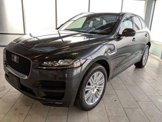 Used 2019 Jaguar F-PACE Portfolio for sale in Edmonton, AB