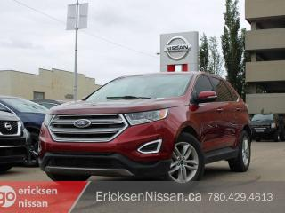 Used 2016 Ford Edge SEL l AWD l Sunroof l Pwr Seat for sale in Edmonton, AB