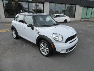 Used 2012 MINI Cooper Countryman S ALL4 **TOIT PANO** for sale in St-Hubert, QC