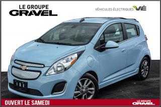 Used 2016 Chevrolet Spark EV 2LT - Charge Rapide - Bluetooth - Mags - Cruise for sale in Ile-des-Soeurs, QC