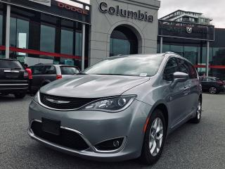 Used 2018 Chrysler Pacifica Touring-L plus with Leather DVD for sale in Richmond, BC