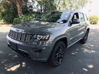 New 2019 Jeep Grand Cherokee Altitude for sale in Richmond, BC