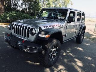 New 2019 Jeep Wrangler Unlimited Unlimited Rubicon for sale in Richmond, BC