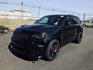 New 2019 Jeep Grand Cherokee SRT for sale in Richmond, BC