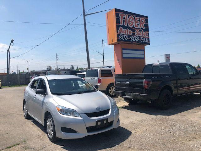 2011 Toyota Matrix *AUTO*VERY CLEAN*ONLY 168KMS*NO ACCIDENT*CERT