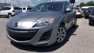 Used 2010 Mazda MAZDA3 GX manual ac with safety lowkms for sale in Toronto, ON