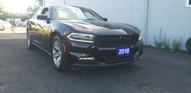2018 Dodge Charger SXT Plus LOW KM ALLOYS ACCIDENT FREE CLEAN CAR FAX