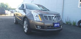 Used 2015 Cadillac SRX Premium for sale in Brampton, ON