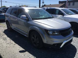 Used 2018 Dodge Journey Crossroad AWD for sale in Val-D'or, QC