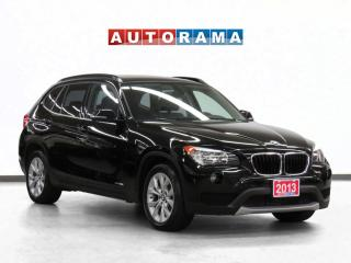 Used 2013 BMW X1 XDRIVE 28i NAVIGATION LEATHER SUNROOF for sale in Toronto, ON