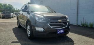 Used 2016 Chevrolet Equinox LT for sale in Brampton, ON