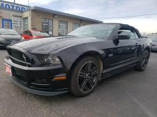 Used 2014 Ford Mustang GT CALIFORNIA SPECIAL ACCIDENT FREE  CLEAN CAR FAX for sale in Brampton, ON